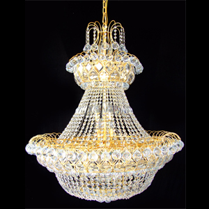 project crystal pendant lamp