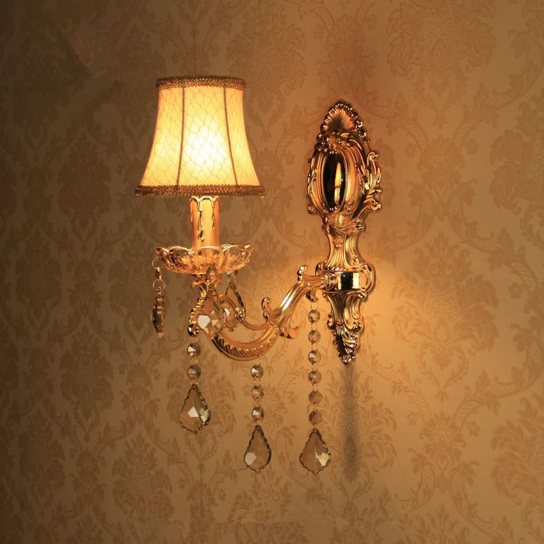 zinc alloy wall lamp MB-6005-1