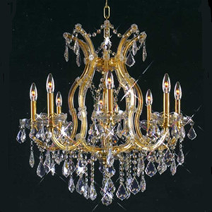 European candle pendant ald-mt-036