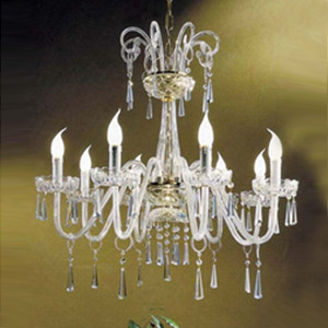 Crystal Pendant Lamp for Hotel ald-tc-0030