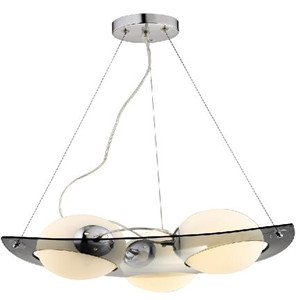 triangle glass chandelier DP803-1310115-triangle glass chandelier,pendant lighting
