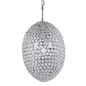 Oval ball pendant lamp DP804-140688