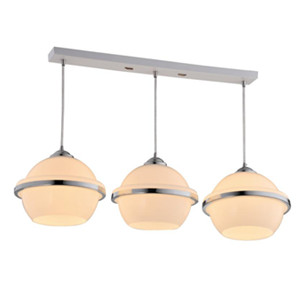 Glass dinning pendant lamp DP803-1310309