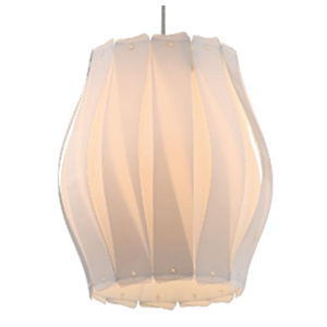 PP shade pendant lamp DP801-1310006