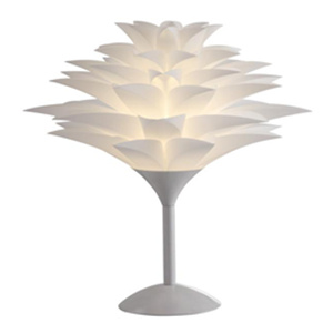 Table lighting with PP shade DT901-1310050
