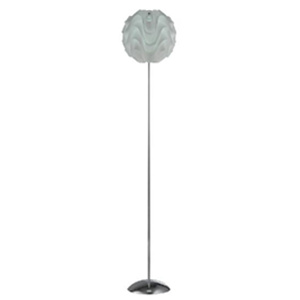 Standing lamp with PP shade DF501-1310173