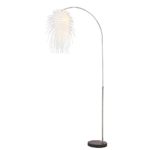 Floor lamp with PP shade DF501-1310003
