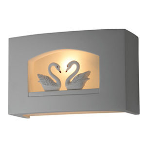 Wall Light in white DW601-1310125