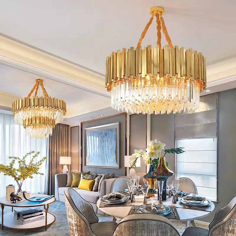 Suspension Light postmodern pendant lamp  hotel project living room office