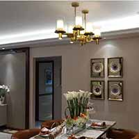 Modern style pendant lamp  dining-table   bedroom living room decoration light